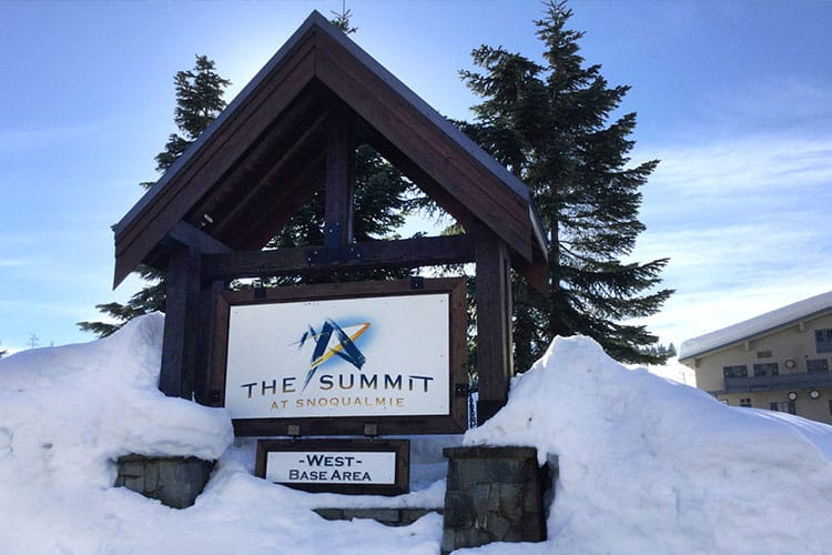 The Summit at Snoqualmie Pass
